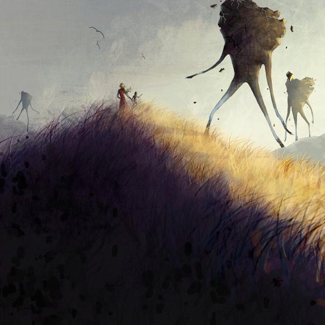 The Earth Giants