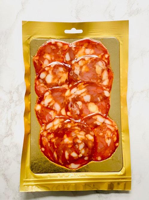 Soppressata salami, sliced (60g)