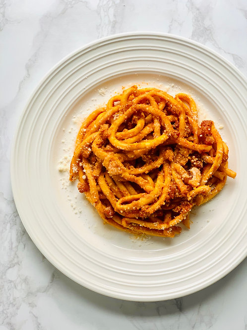 Bucatini All'Amatriciana (For x2 People)