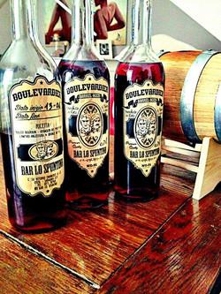 Etichetta personalizzata bottiglia