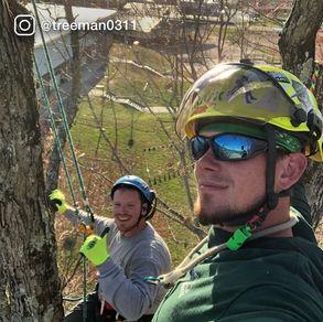 Climbers Course selfie!