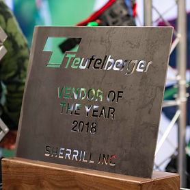 Teufelberger: Vendor of the Year!