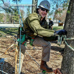 Climber selfie #ArborfestEXPO