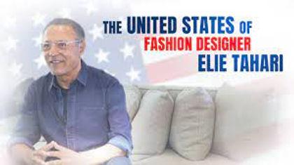 The United of Fashion designer  Elie Tahari