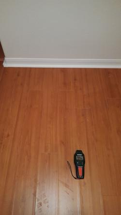 Kitchen wet floor leak detection. The water leak detectors, leak detection, leak detection company,