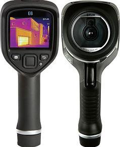 Thermal Imaging Water Leak Detection Camera Filr E6