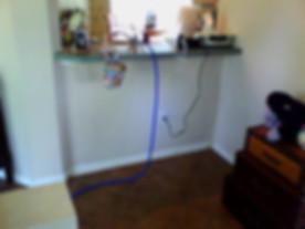 Wall Leak Detection