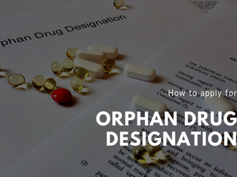 Application for Orphan drug designation