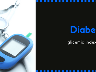 Diabetes and the glycemic index