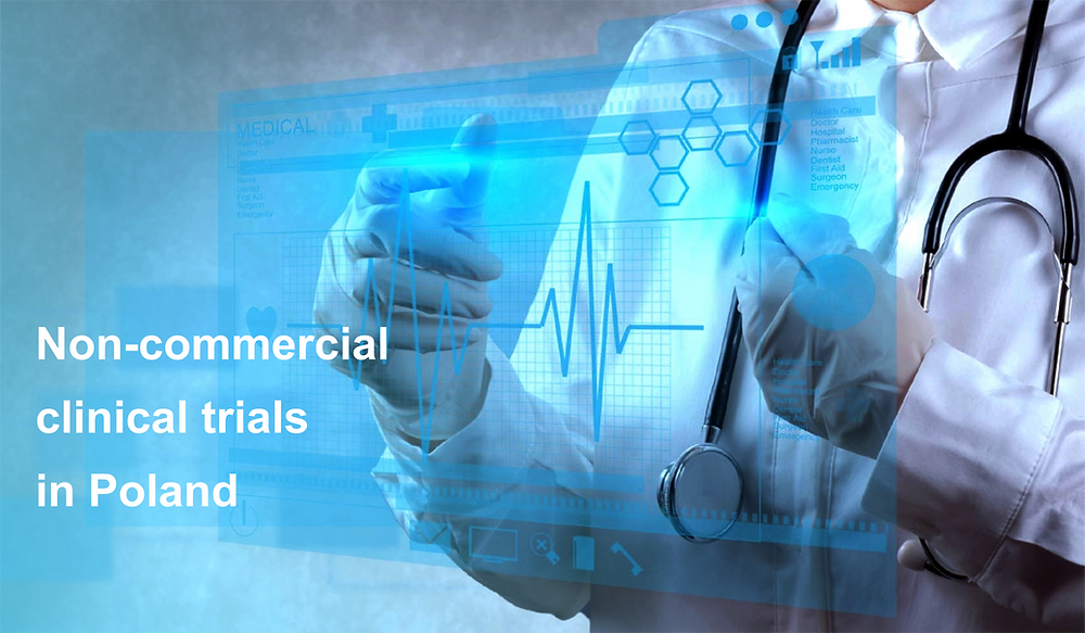 Non-commercial clinical trials