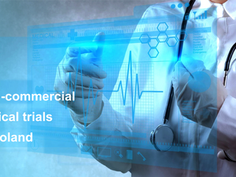 Non-commercial clinical trials (academic trials) in Poland