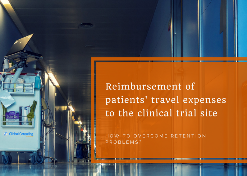 Patient reimbursement clinical trials