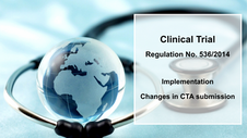 Clinical Trial Regulation No. 536/2014 - implementation and changes