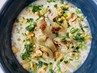 Cozy Cauliflower Soup