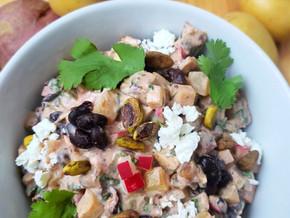 Chipotle-Spiced Potato Salad