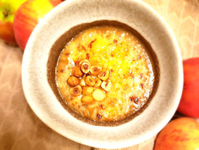 Did You Say Caramelized Apple Soup?