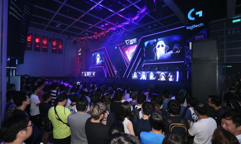 香港電競節舞台