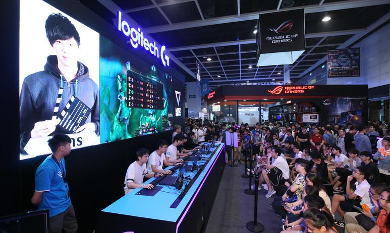 香港電競節活動