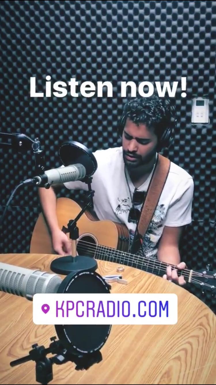 Dean at KPCRadio