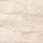 tile floor beige