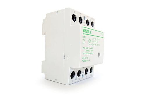Eberle Contactor ISCH 63-4S (4 Pole - 63amp)