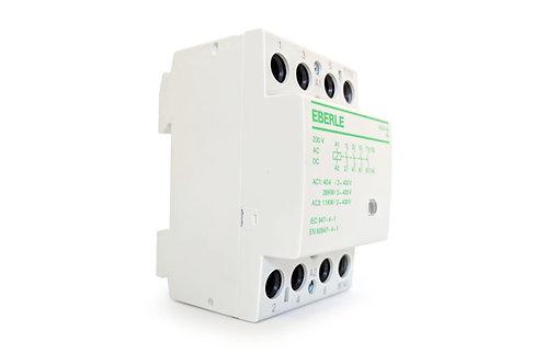 Eberle Contactor ISCH 40-4S  (4 Pole - 40amp)