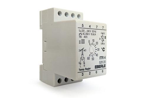 Eberle 52820 Floor Sensing Thermostat (DIN RAIL mount)