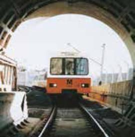 Pyro MIMS rail