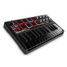 Akai MPK Mini MKII MIDI Keyboard 25鍵MIDI