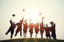 Sombrero de graduación Throw