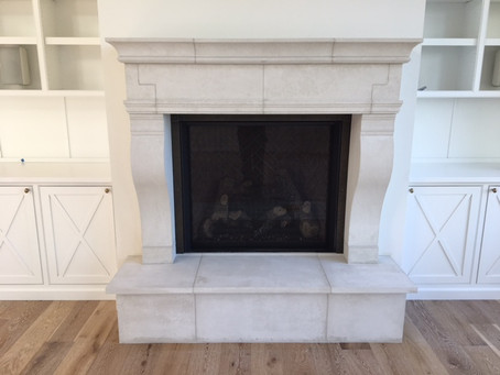 5 Important Tips on Keeping a Limestone Fireplace Clean - Southern Stone Crafters