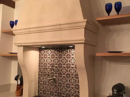 Choose from Top Stone Range Hoods - Southern Stone Crafters