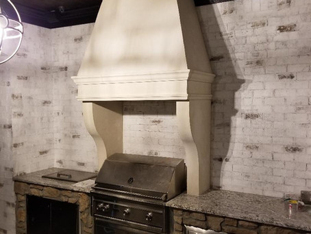 The Uppermost Spikes For Choosing Quality Cast Stone Kitchen Range Hoods