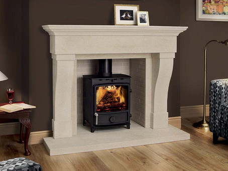Limestone Fireplaces and Natural Stone Fireplace| Making the right choice for your Home