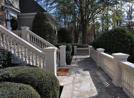 Cast Stone Columns - Designs & Durability - Southern Stone Crafters