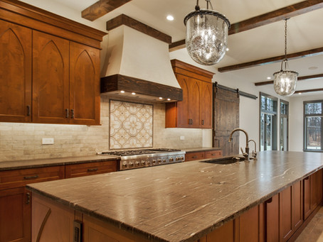 Find Stone Kitchen Hoods in the US - Southern Stone Crafters
