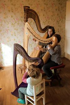 Harfen Ensemble