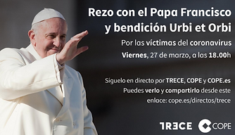 iduss cristo jesus el papa