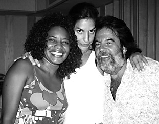 Maga, Ivete and Moogie | Moogie Canazio's Photogallery