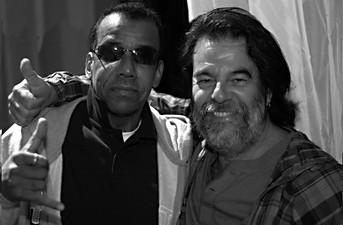 Jorge Benjor and Moogie | Moogie Canazio's Photogallery