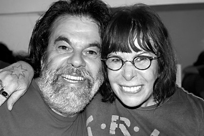 With Rita Lee | Moogie Canazio's Photogallery