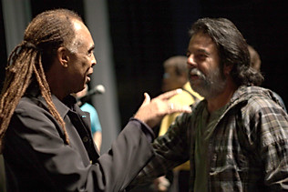 Gilberto Gil and Moogie | Moogie Canazio's Photogallery