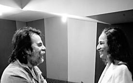 Moogie and Maria Bethania | Moogie Canazio's Photogallery