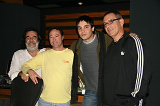 Moogie, Jay, Neil and Vinny | Moogie Canazio's Photogallery
