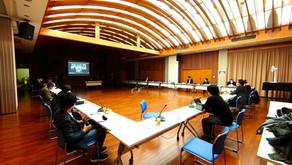 藤沢市医師会 新型コロナウイルス感染対策本部会議にてネクステートをデモ
