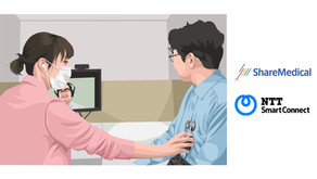 ネクステートをコアとした次世代遠隔診療システムを発表