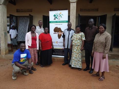 Projekt für Schulkinder inNorduganda gestartet!