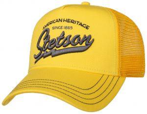 TRUCKER CAP AMERICAN CLAS STETSON