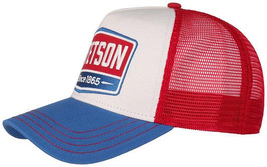 TRUCKER CAP GASOLINE STETSON OSFA