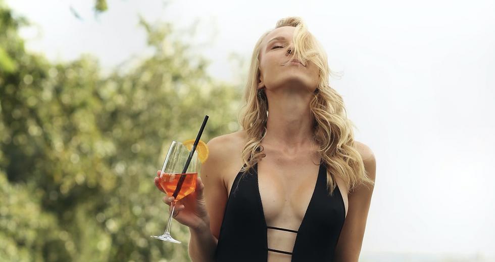 Berlin escort model